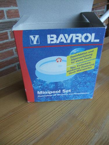 Bayrol aktivsauerstoff erfahrung